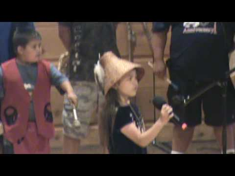 Amazing Grace: 2009 Tribal Journey-