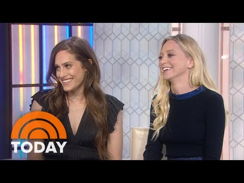 'Mr. Robot' Star Portia Doubleday: 'I've Been Hacked 6 Times' Since The Show Aired | TODAY