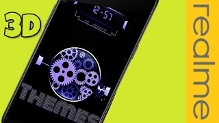 15+ 3D Themes for all Realme | RM1, RM2, RM2 PRO, RMU1, RMC1 | Best Themes