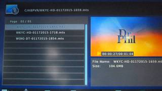 01.Mediasonic HW-150PVR HomeWorx ATSC Digital TV Converter & PVR