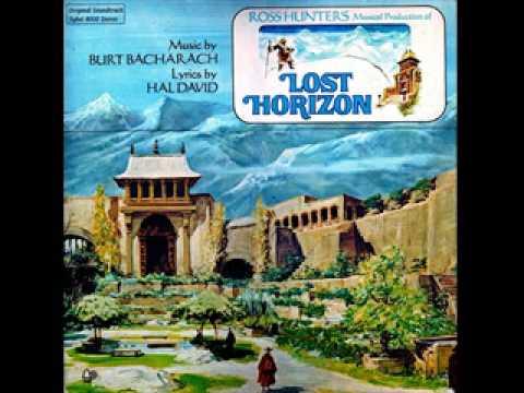 Burt Bacharach - Lost Horizon (1973 Vinyl)