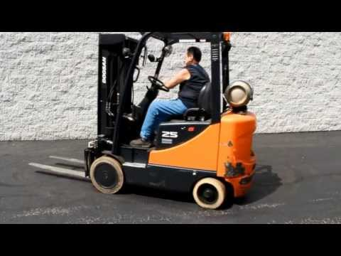 Forklift Trucks in Ohio  ..  Al Zinn  ..  330-814-1434