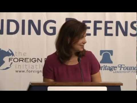 Senator Kelly Ayotte: Sequestration's Shadow on the U.S. Military and the Defense Industrial Base