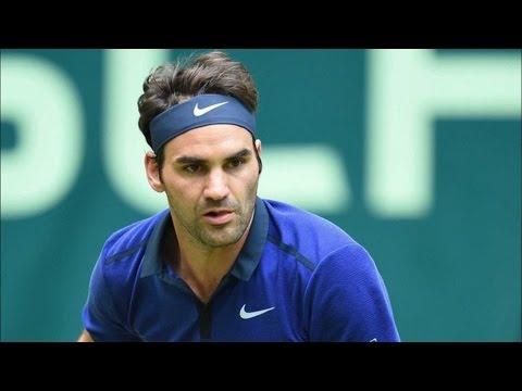 Gerry Weber Open | Second Round | Roger FedererBeats Malek Jaziri