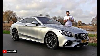 The 2019 Mercedes-AMG S63 4Matic+ Coupe | 612hp 900nm | NEW FULL Review Interior Exterior Revs