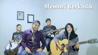Memori Berkasih - Siti Nordiana feat. Achik Spin Cover by Ferachocolatos feat. Afrialdo & Friends