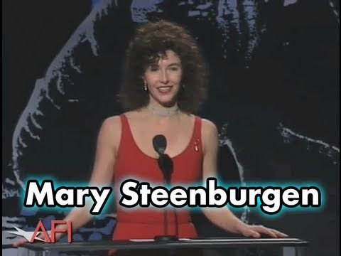 Mary Steenburgen On Jack Nicholson at his AFI Lifetime Achievement Award Ceremony in 1994