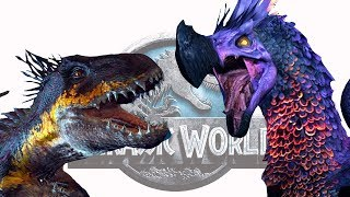 СМЕРТЬ ДОДО против Индораптор, Индоминус, Юдон...Jurassic World The Game