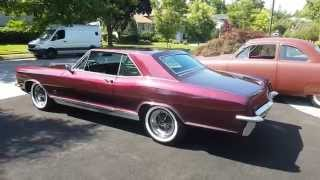 1965 Buick Riviera For Sale~Custom Leather~Fantastic & Very Original