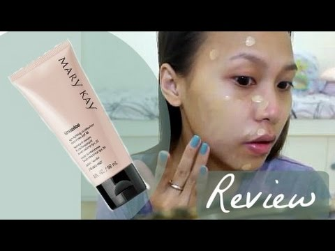 MARY KAY TIMEWISE MATTE-WEAR LIQUID FOUNDATION First Impression Review : TAGALOG | rhaze