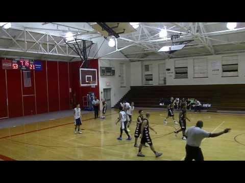 Life Christian Academy Basketball 2013 vs. Walker Memorial Academy - 12/04/2013