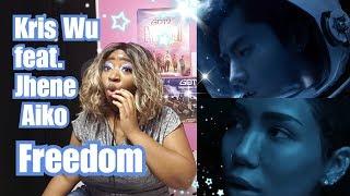 Kris Wu Freedom Feat Jhene Aiko Mv Reaction