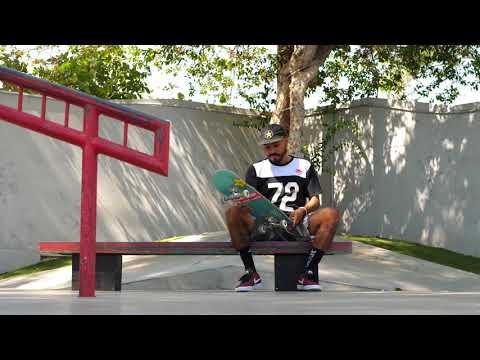 Manny Santiago Fall 17 Griptape Commercial