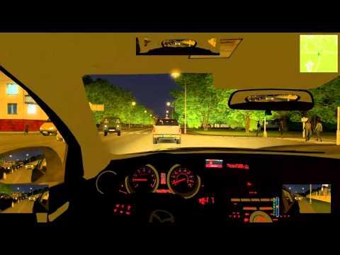 Mazda 3 - 3D Instructor [2.2.7] / City Car Driving 1.2.2