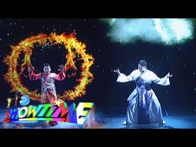 Vhong and Jhong Performance | It's Showtime Magpasikat 2016