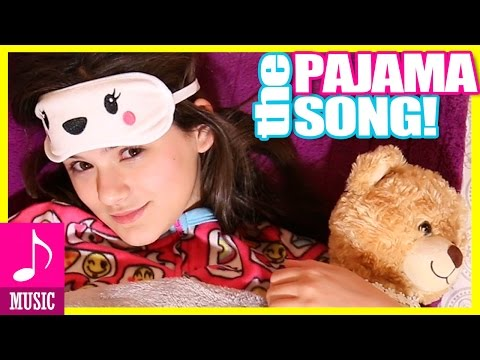 THE PAJAMA SONG!  OFFICIAL MUSIC VIDEO!  |  KITTIESMAMA