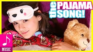 THE PAJAMA SONG OFFICIAL MUSIC VIDEO KITTIESMAMA VideoMp4Mp3.Com