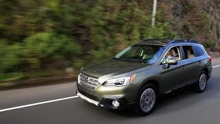 Car Tech - 2015 Subaru Outback 3.6L Limited