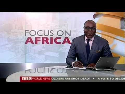 BBC WORLD  Focus on Africa : Africa For Norway