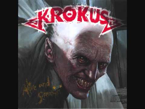 Krokus - Hot Shot City