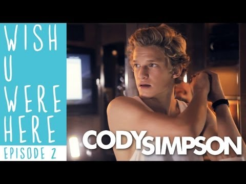 On Set - Cody Simpson: Wish U Were Here Summer Series Episode #2