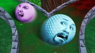 PICK YOUR PATH! | Golf It [Ep 11]
