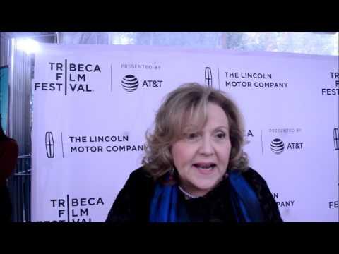 Brenda Vaccaro at the 2017 Tribeca Film Festival