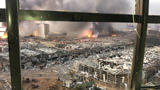 خسائر نجوم لبنان في انفجار بيروت