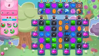 Candy Crush Saga Level 3408 NO BOOSTERS