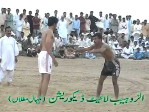 Kabadi Match Dharuggi Rajgan Chakwal 3 video