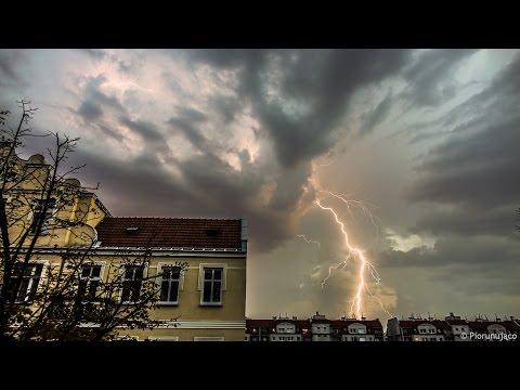 Burza W Poznaniu 27.07.2014.
