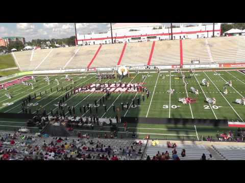 Fontainebleau High School Band - Louisiana Showcase 2012