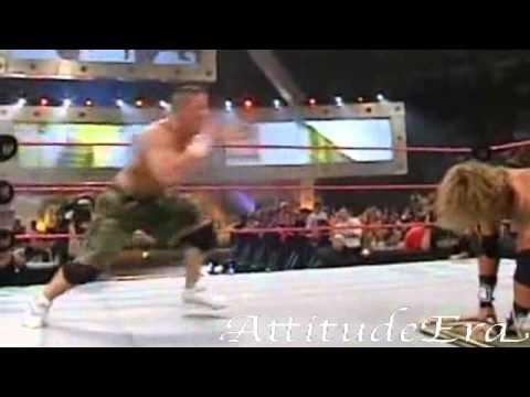 Wwe Unforgiven 2006 Edge Vs John Cena video
