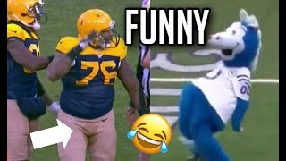 NFL Funniest Moments Of All Time || HD