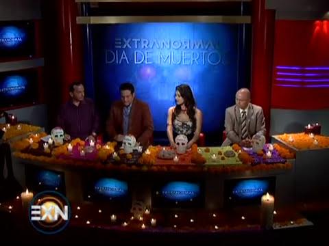 Extranormal: Programa especial Día de Muertos