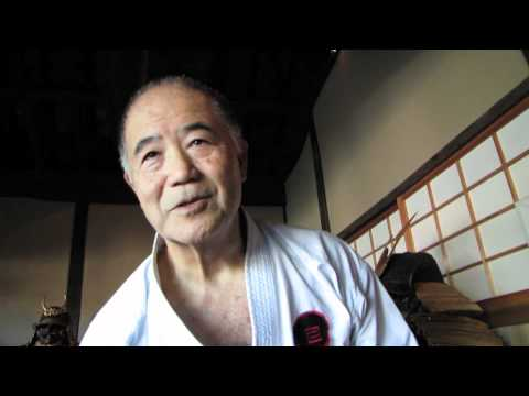 Worlds Greatest Goju-ryu Karate Master MORIO HIGAONNA 10th Dan (pt.3) Image 1