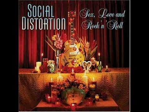 Social Distortion - Footprints On My Ceiling