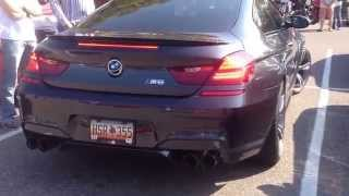 2014 BMW M6 Coupe -- M Performance Upgrades -- Amazing Exhaust Roar