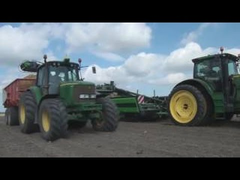 smart farming technology 2016, most amazing agriculture equipment in the world