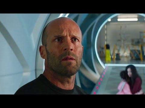 New International Trailer For Shark Movie The Meg