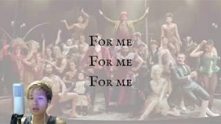 Never Enough Cover ( Loren Allred ) - The Greatest Showman 【Male Cover】【InochigakeHekireki】