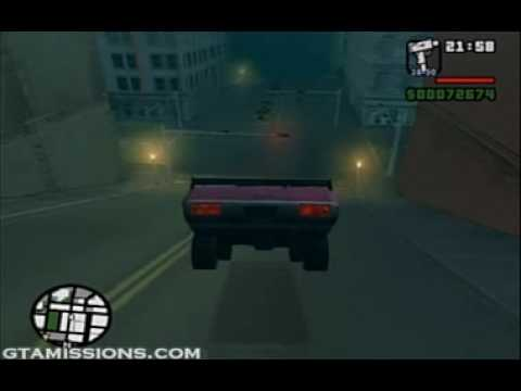 GTA: San Andreas - ps2 - 62 Amphibious Assault
