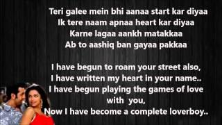 Dilli Wali Girlfriend Meaning Lyrics - Yeh Jawani Hai Diwani