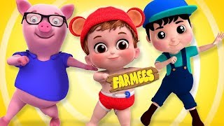 Nursery Rhymes & Songs For Kids | Preschool Cartoon Videos - Farmees
