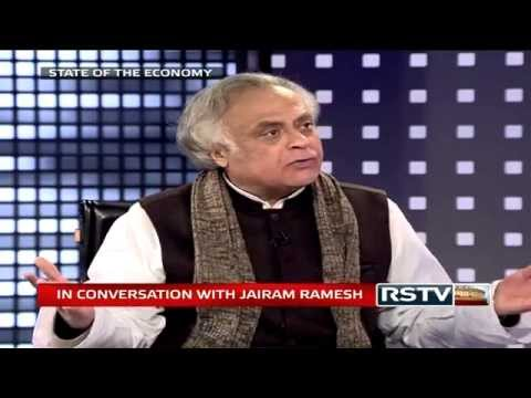 State of the Economy with Jairam Ramesh