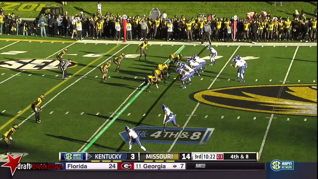Shane Ray vs Kentucky (2014)