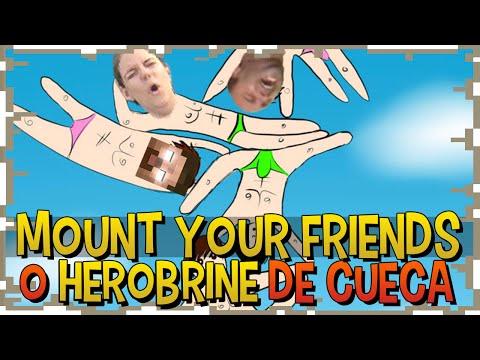 O HEROBRINE DE CUECA?!