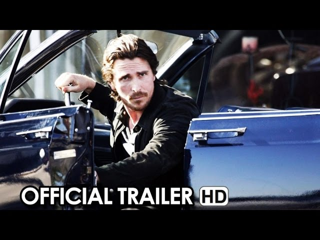 Knight of Cups Official Trailer (2015) - Christian Bale HD