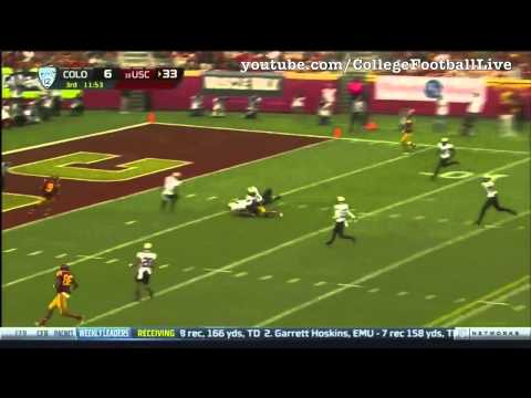 USC WR Robert Woods 2012 Highlights ᴴᴰ