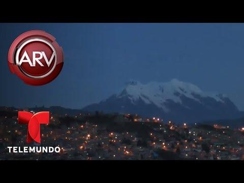 VIDEO: AVISTAN PRESUNTAS NAVES ESPACIALES EN BOLIVIA